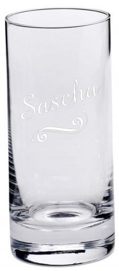Longdrinkglas 15 cm hoch