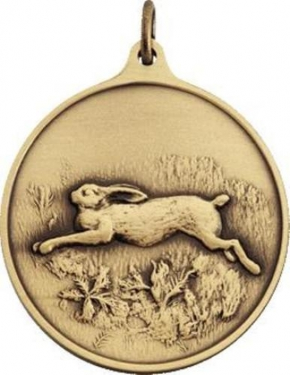 Jagdmedaille (Hase)